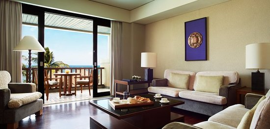 Conrad Bali: Guest room