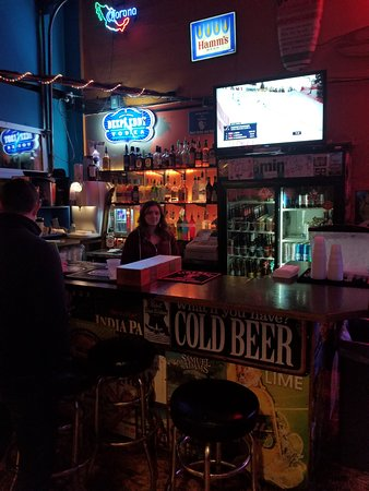 Cheney, WA: the bar