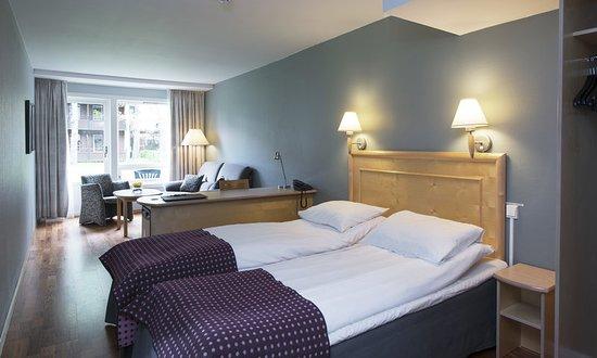 Asker, النرويج: Guest room