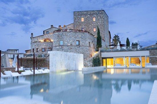 Castello di Velona Resort, Thermal Spa & Winery