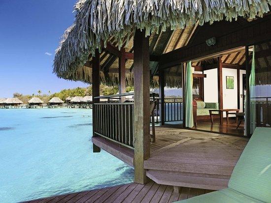 Sofitel Bora Bora Private Island : Guest room