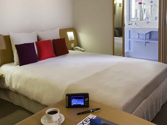 Bussigny-pres-Lausanne, Ελβετία: Guest room