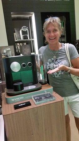 Nespresso boutique in Miami Beach: Nespresso Boutique