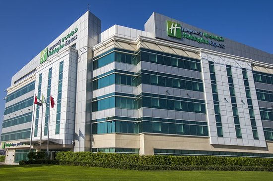 Holiday Inn Express Dubai Airport: Exterior