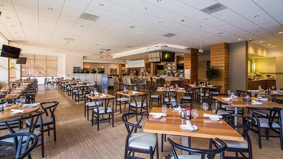 Holiday Inn San Francisco Golden Gateway: Restaurant