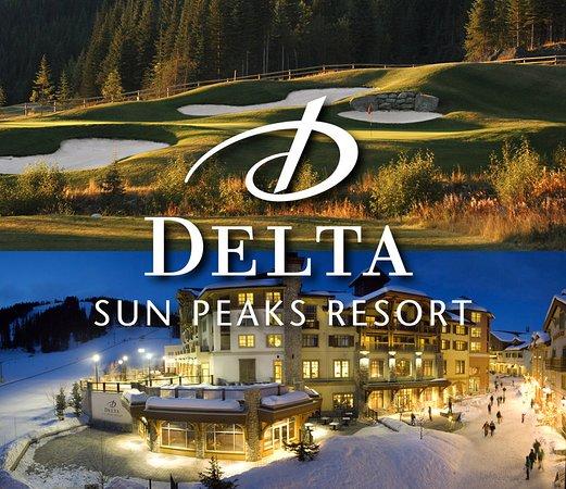 Sun Peaks Grand Hotel & Conference Centre : Exterior
