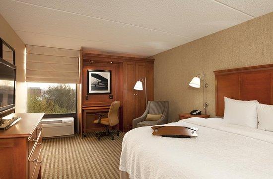 Hampton Inn Chicago-O'Hare International Airport: Guest room