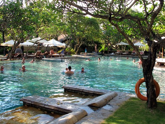 The Royal Beach Seminyak Bali - MGallery Collection: Main pool area