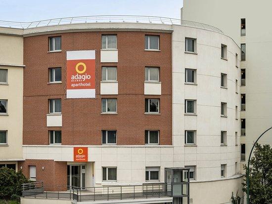 Adagio Access Nogent-Sur-Marne : Exterior