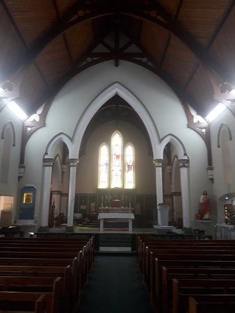 Broken Hill, Australie : Sacred Heart Catholic Cathedral