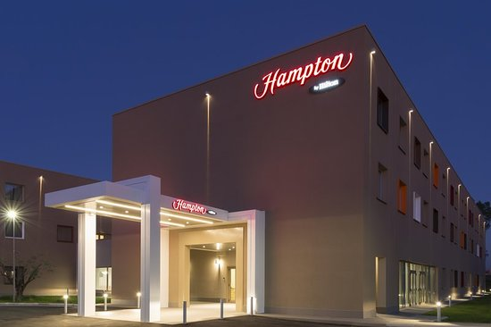 Hampton by Hilton Rome East