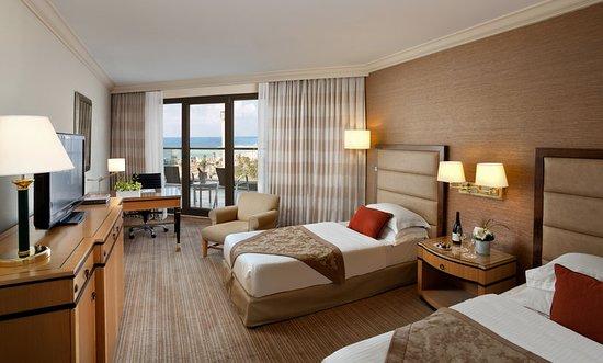 InterContinental David Tel Aviv: Guest room