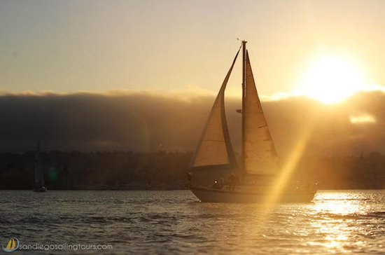 San Diego 2-Hour Sunset Sail