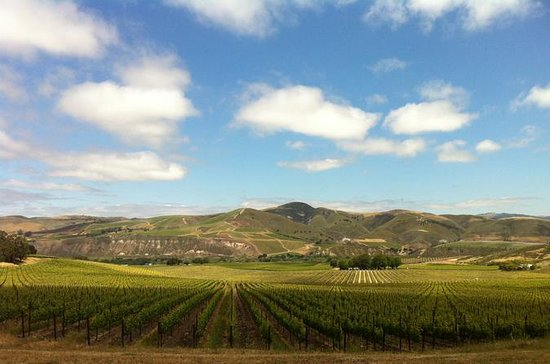 Private Wine Tour for Two From Solvang
