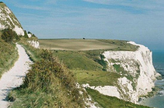 White Cliffs of Dover Private Shore...