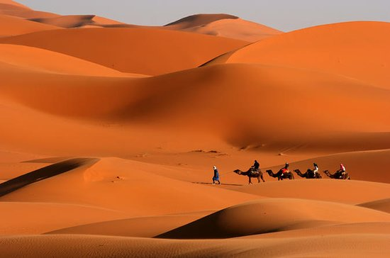 3-Day Tour from Marrakech to Merzouga...