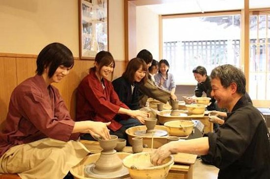 京都清水陶芸ろくろ体験 - ベーシック・プラン