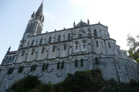 Lourdes visit from Toulouse