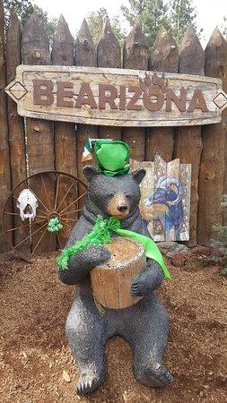 Bearizona Wildlife Park: 20180316_142429_large.jpg