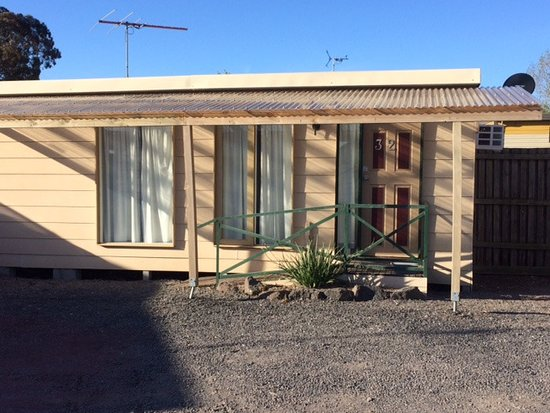 "Ardeer, Australien: The Little Cabin - ""Home"" For Three Nights"
