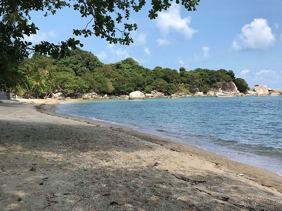 Mercure Koh Samui Beach Resort: Dirty water