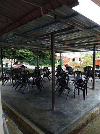 Melaka State, Malaysia: Cozy place to hangout with friends and families.