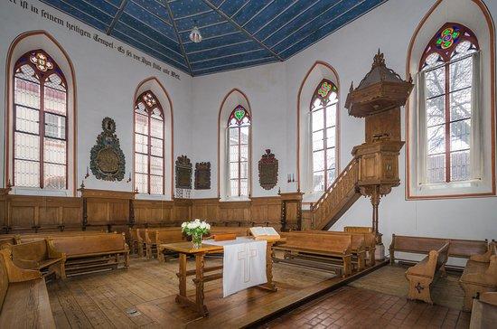 Dorfkirche St. Martin in Riehen