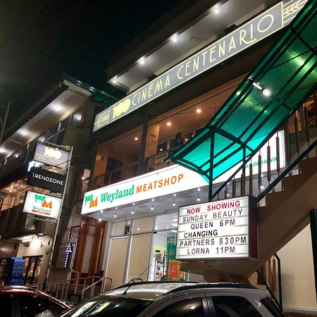 Quezon City, Filipinas: Cinema Centenario