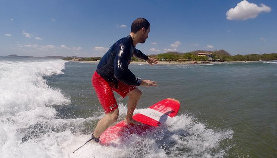 another day at Surf Popoyo Lessons