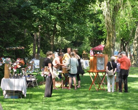 Stratford Art in the Park