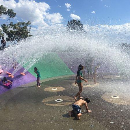 Homebush, Australia: Blaxland Riverside Park