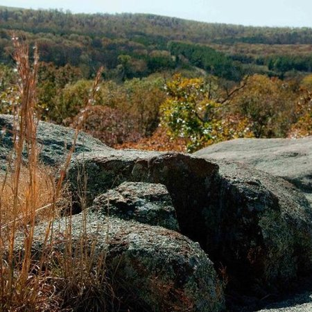 A beautiful area a number of local attractions.  Great parks and a wonderful Civil War Re-enactm