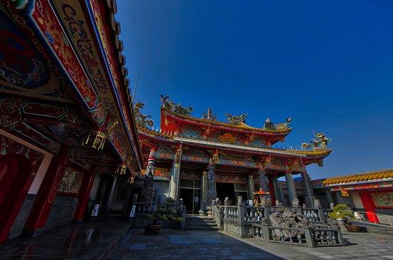 Sakado, Jepang: 聖天宮:中庭