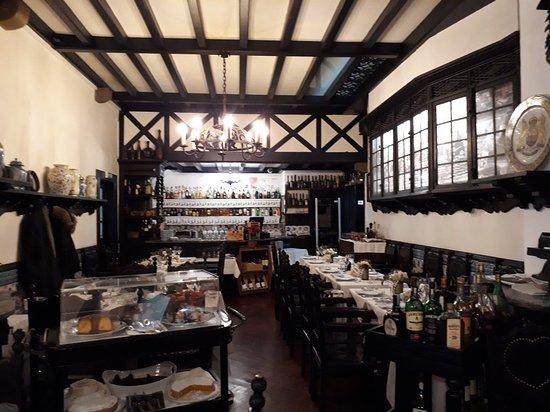 L 39 entr e du restaurant photo de escondidinho porto for Restaurant la talaudiere
