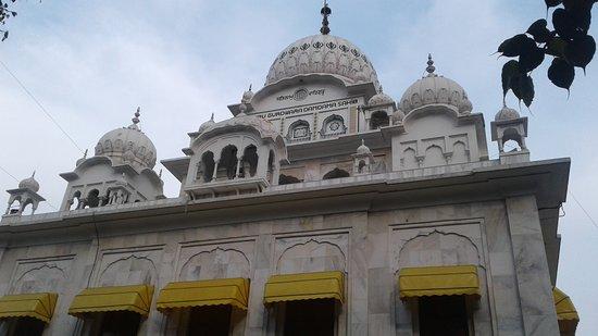 Gurdwara Damdama Sahib: Impreessive Holy Place