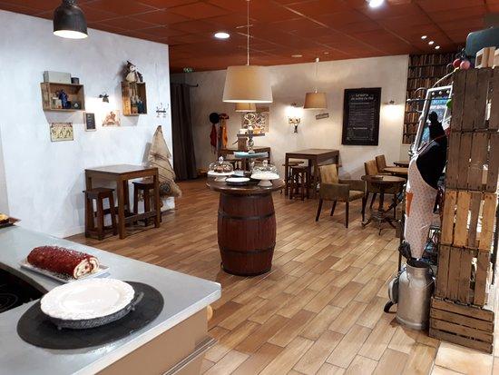 Jolie salon de thé - Picture of L\'Echoppe Gourmande ...