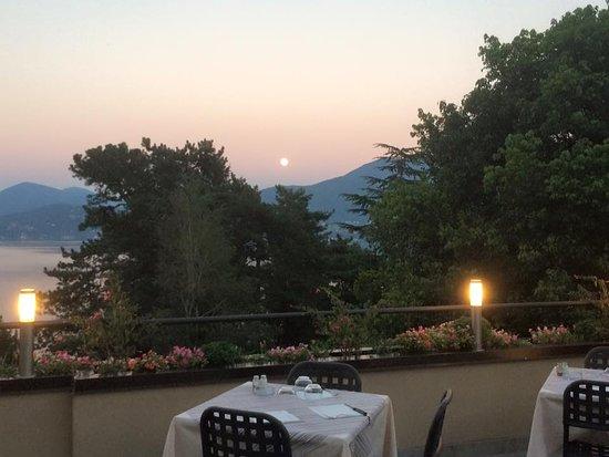 Oggebbio, Italië: Vista Lago dal Terrazzo