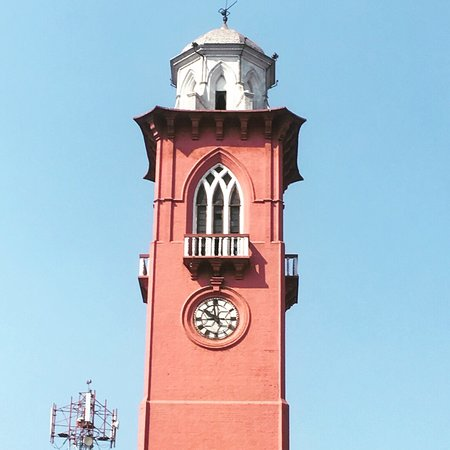 ‪‪Ludhiana‬, الهند: Clock Tower Ghanta Ghar‬
