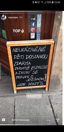 Nykty's: Best café Pilsen