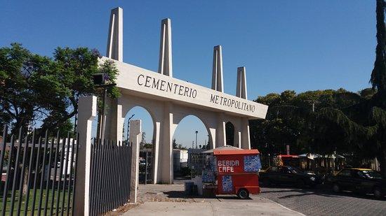 Cementerio Metropolitano de Santiago
