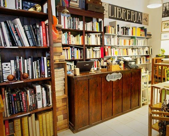 Libreria Scattisparsi