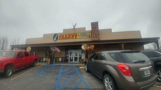 Williamsburg, MO: Marlene's