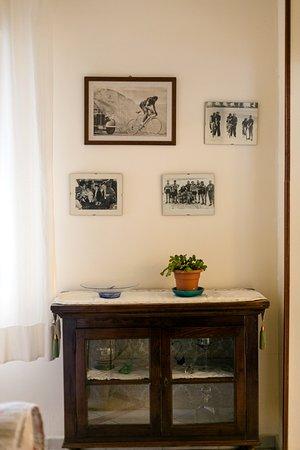 Hotel Nobile: Dettaglio Sala TV/Bar