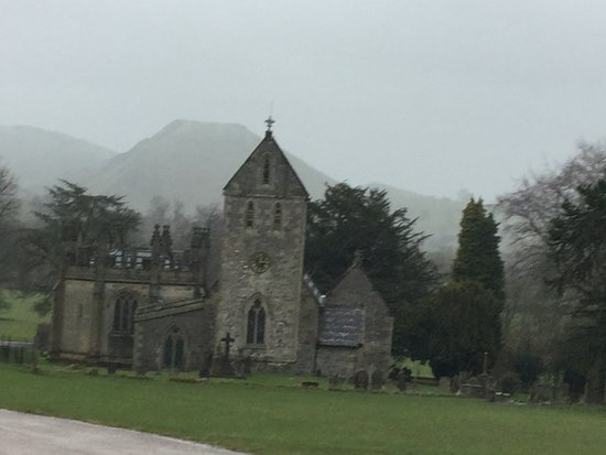 Church View from Ilam Hall