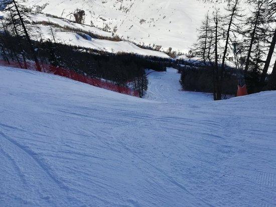 La Thuile, Italia: Pista 3 Franco Berthod