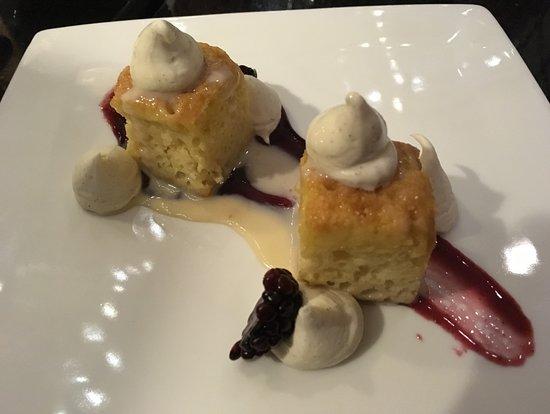 Cava: Dessert