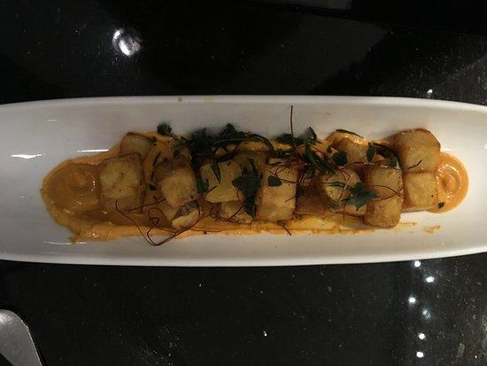 Cava: Patatas Bravas