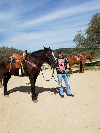 Rancho Cortez: Sweet and Tame Horses