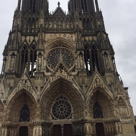 Cathedrale Notre-Dame de Reims: photo0.jpg