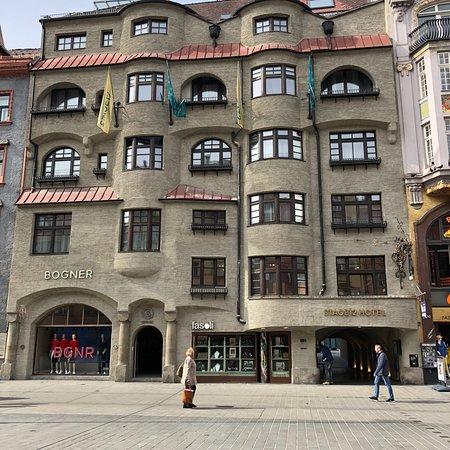 Picture of stage 12 innsbruck tripadvisor for Innsbruck design hotel